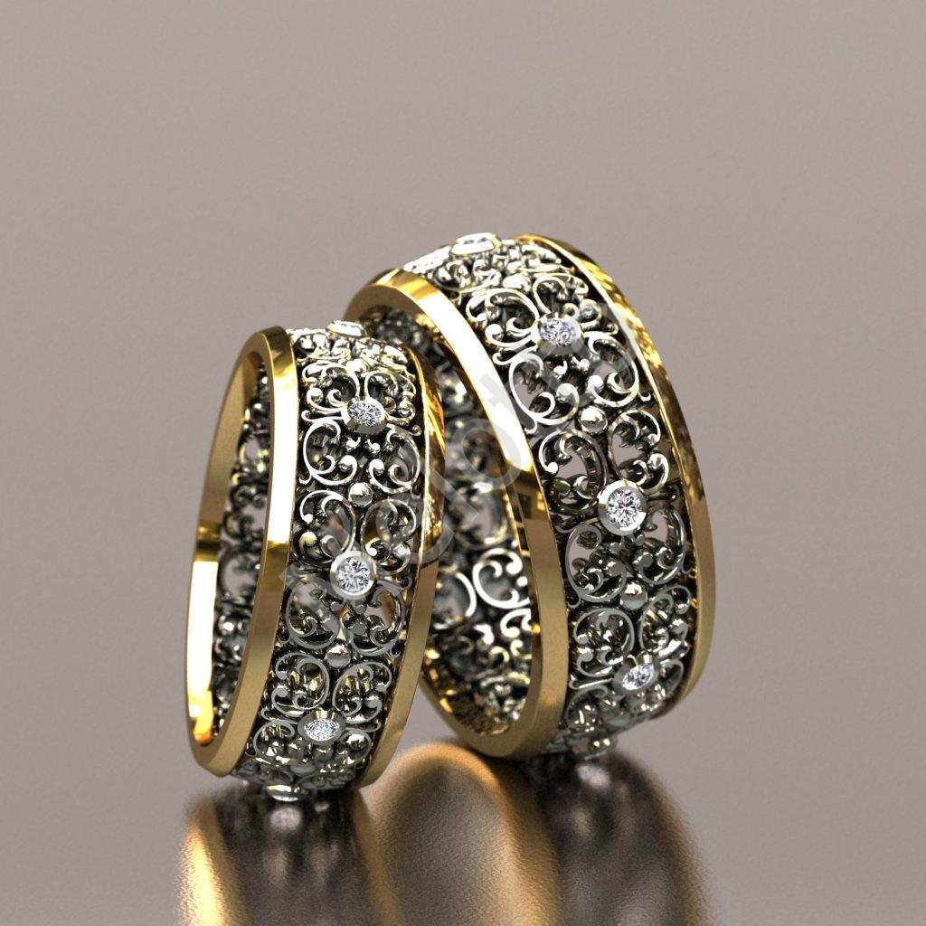 fd9f0038522e Парные обручальные кольца 55000₽   Модель 21WED2010 · Обручальные пара  Diamond Vintage 79000₽   Модель 21WED9007