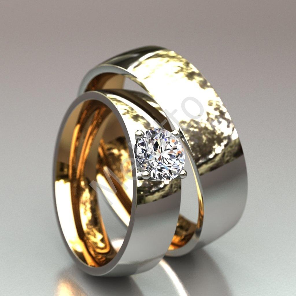937dea1ec2f3 Обручальные кольца с узорами 66000₽ · Обручальные кольца с крупным  бриллиантом