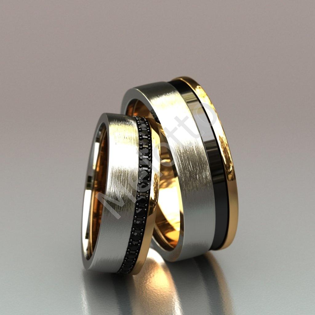 21a433e9a513 Обручальные кольца - полный каталог сайта ювелирной мастерской Melotto