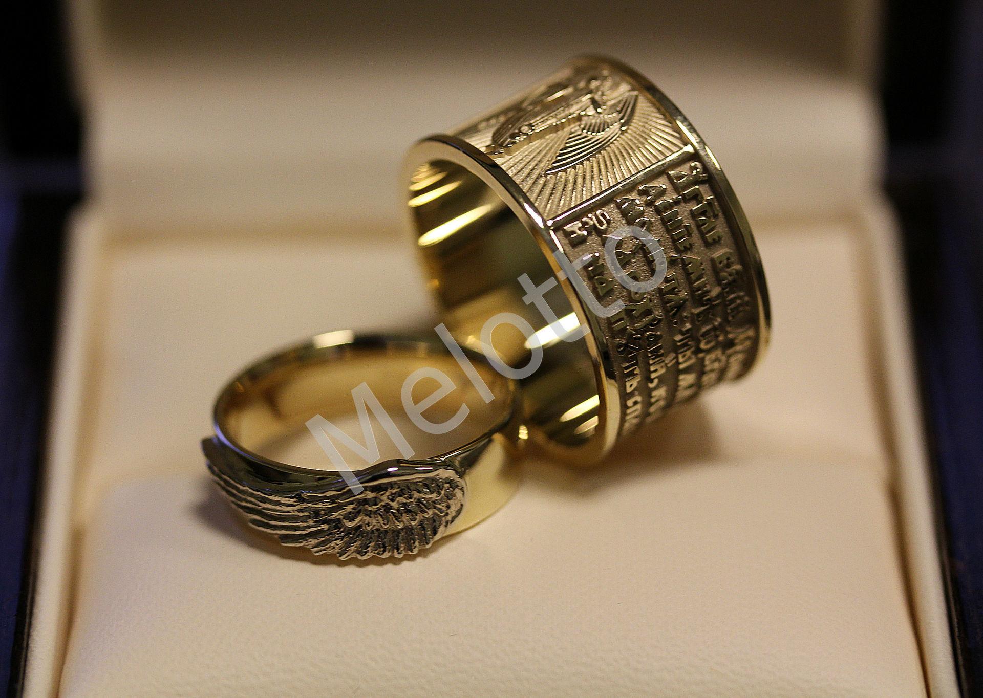 Фото прямого обручального кольца · Фото широкого православного кольца fc05f8e7cb1
